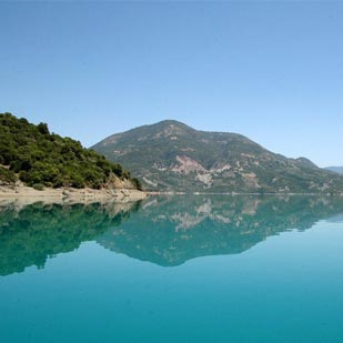Λίμνη Κρεμαστών