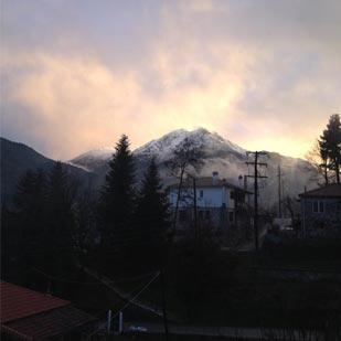 Τουρισμός Βουνού